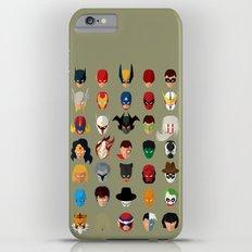 SuperHeroes iPhone 6s Plus Slim Case