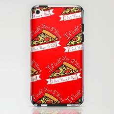 True Love  |  Pizza iPhone & iPod Skin