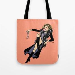 Joyce Summers Pin up Tote Bag