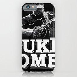 luke combs tour 2020/2021 gemuk#2 iPhone Case