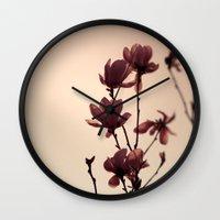 mulan Wall Clocks featuring Mulan by SUNLIGHT STUDIOS  Monika Strigel