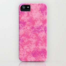 Cotton Candy on Ice iPhone Case