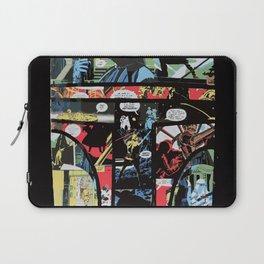 Boba Fett Collage Laptop Sleeve