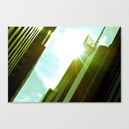 Epic View Canvas Print