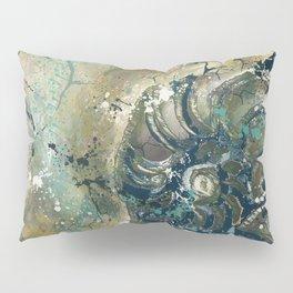 Nautical Nautilus Pillow Sham