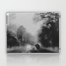 Winter road Laptop & iPad Skin