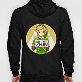 Dude i'm Not Zelda Hoody