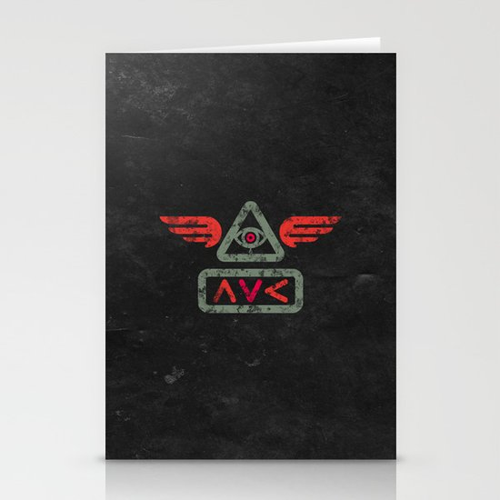 Ave Stationery Cards