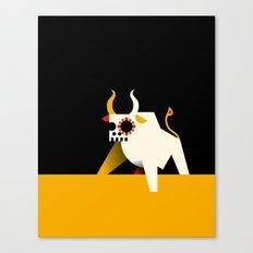 Toro Canvas Print