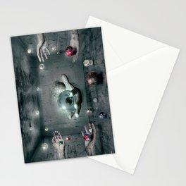 Raum-Abenteuer 3 Stationery Cards