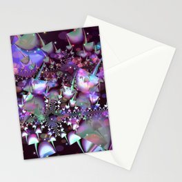 Psychedelic mushrooms Stationery Cards