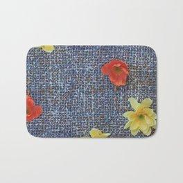 April Showers Bring May Flowers Bath Mat