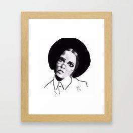 Charisma Dorea Framed Art Print