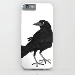 Blackbird - Tordo iPhone Case