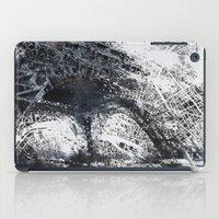 paris map iPad Cases featuring Paris Map by Nicolas Jolly