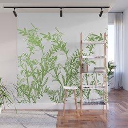 Little green haven Wall Mural