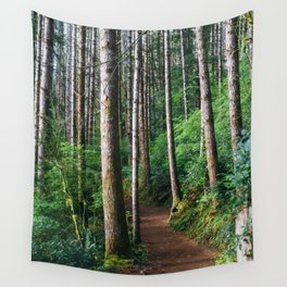 Trees: III // Oregon Wall Tapestry