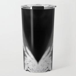 Once Bitten, Never Shy — Perfect Symmetry. Travel Mug