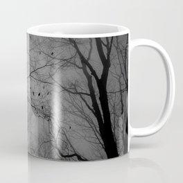 Tree of black Coffee Mug