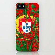 Portugal iPhone (5, 5s) Slim Case