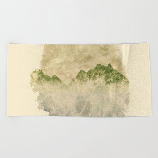 Woolf Beach Towel