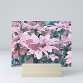 Rudbeckia flowers 0179 Mini Art Print