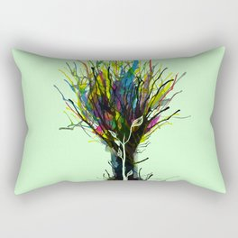 Creativity Rectangular Pillow