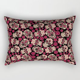 Calavera Rectangular Pillow