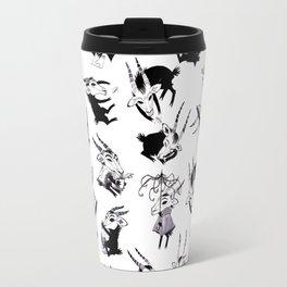 Odal Pattern Travel Mug