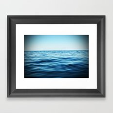 Atlantic Paradise Framed Art Print