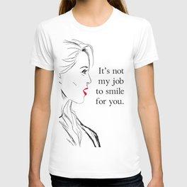 NOT MY JOB T-shirt