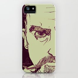 Gruff iPhone Case