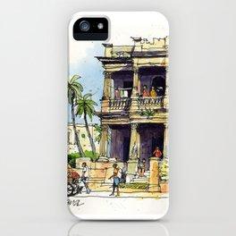 Faded Elegance, Havana. iPhone Case