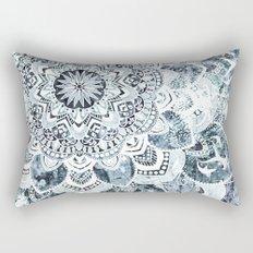 MOON SMILE MANDALA Rectangular Pillow