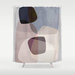 Graphic 194B Shower Curtain