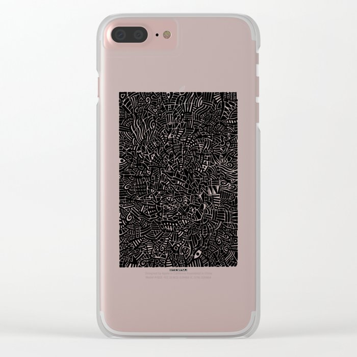 - 1986 - Clear iPhone Case