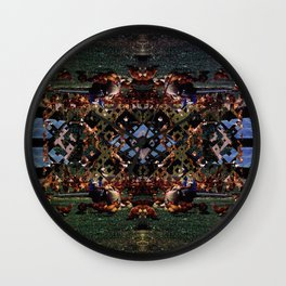 CHXNCROP Wall Clock