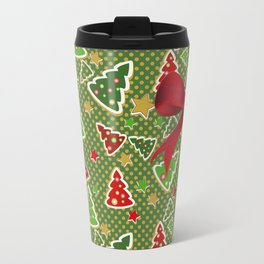 Christmas Tree Cookie Cutters Travel Mug