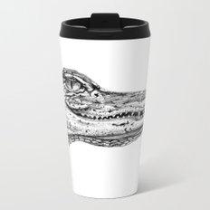 Alligator  Metal Travel Mug
