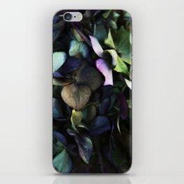 hydrangea I iPhone Skin