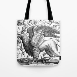 A griffin. Tote Bag