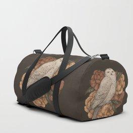 Snowy Owl Duffle Bag