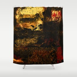 Encounters 32j by Kathy Morton Stanion Shower Curtain