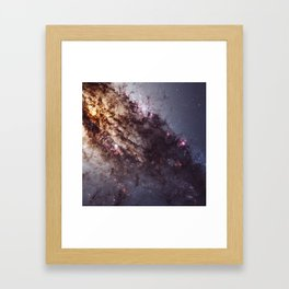 Space XpD Framed Art Print