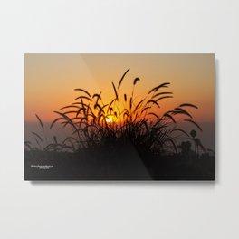 SoCal Sunset Metal Print
