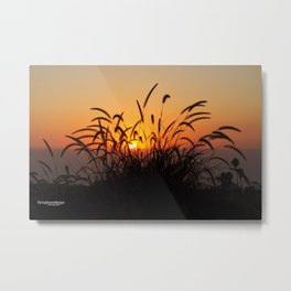 SoCal Sunset Metal Print