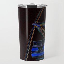 Night-time Sky Ride Travel Mug