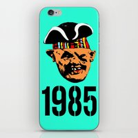 "goonies iPhone & iPod Skins featuring ""Mourning My Youth"" Series 