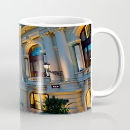 Romantic Evening Stoll in Monte-Carlo Monaco Coffee Mug