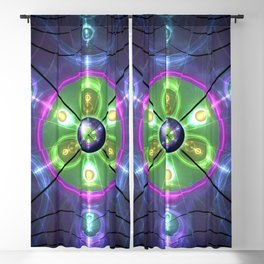 88 MPH to hit 1.12 Gigawatts and on to Infinity! Blackout Curtain